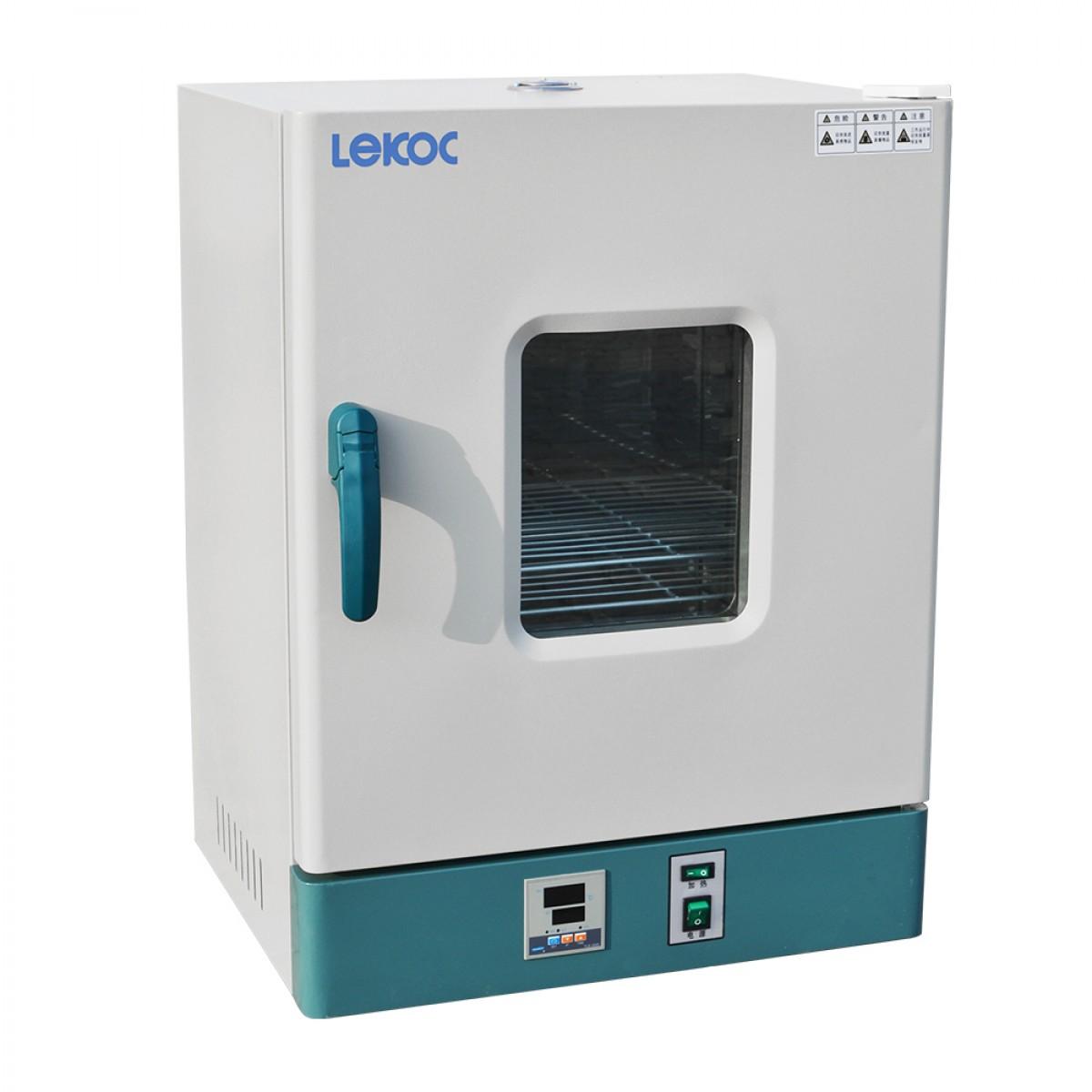 乐克严选 LEKOC 202-00BS电热恒温干燥箱工业烘箱实验室烤箱
