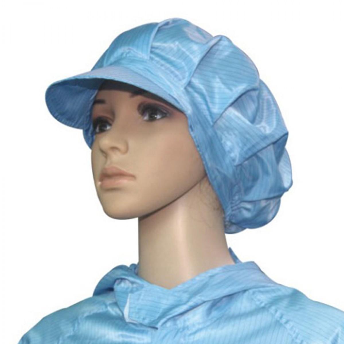 乐克严选 LEKOC 防静电小工帽RS-M008
