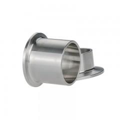 乐克严选 LEKOC KF真空短接头304不锈钢快装焊接法兰接头 KF16 KF25 KF40 KF50