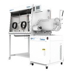 伊特克斯 Etelux 1200对面双工位分体式手套箱Lab2000无水无氧实验室用手套箱密封保护箱