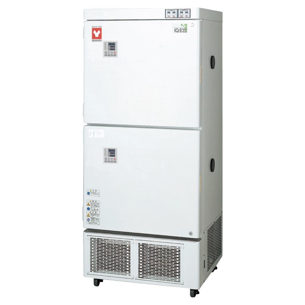 雅马拓 YAMATO 雅马拓两槽式恒温培养箱IQ822C可进行独立程序运行的2槽式低温培养箱