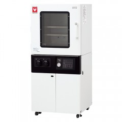 雅马拓 YAMATO 立式真空干燥箱DP43C/DP63C(最高温200度,带程序,留有真空泵安装空间) 根据系统要求可进行系统升级的大容量型真空干燥箱!