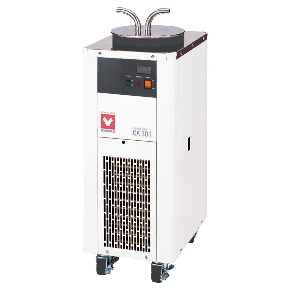 雅马拓 YAMATO CA301/801冷阱 最低到达温度为-45℃和-85℃两种机型,省空间、带脚轮