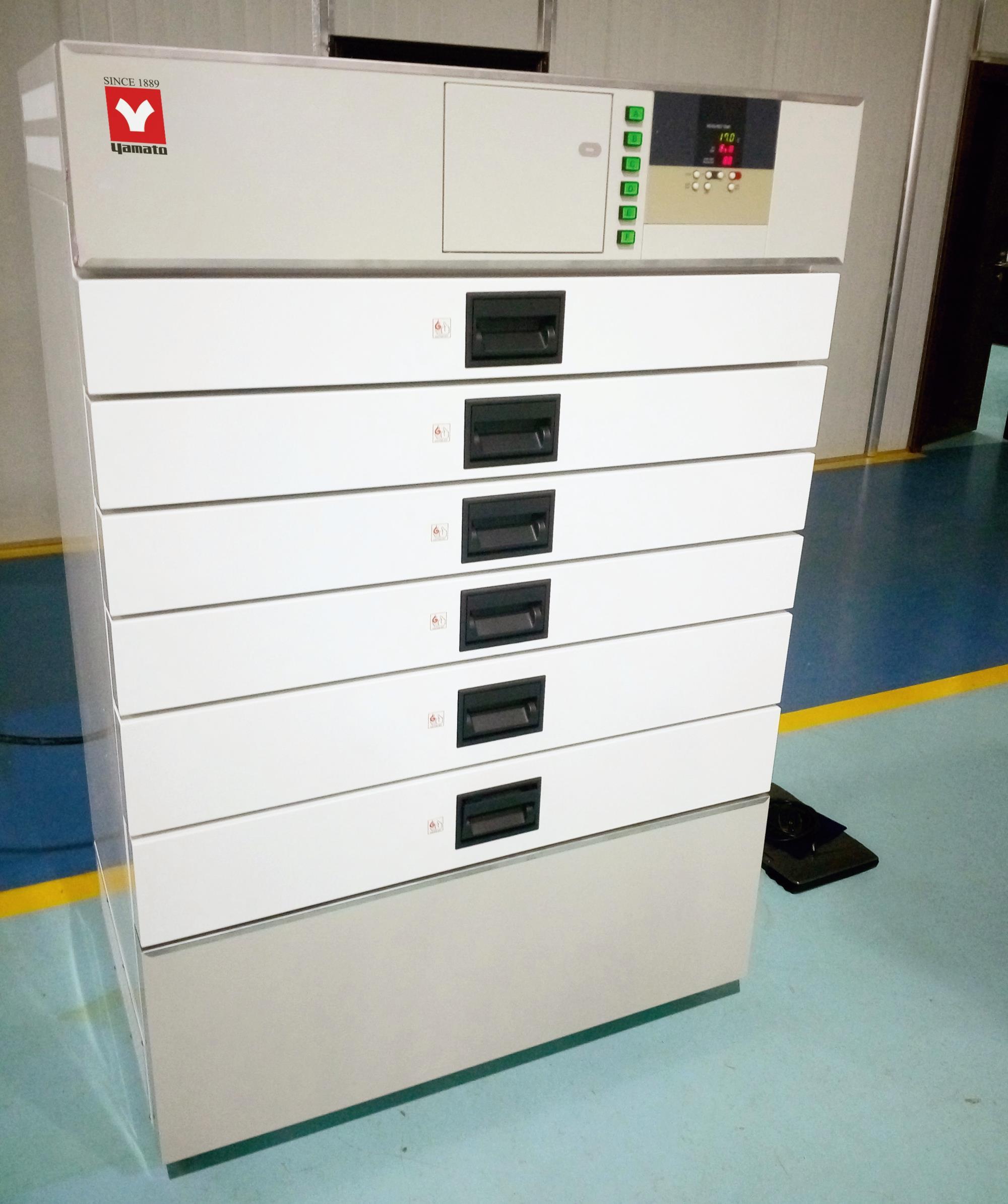 雅马拓 YAMATO 抽屉式烘箱  抽屉式、单独控制C1-005