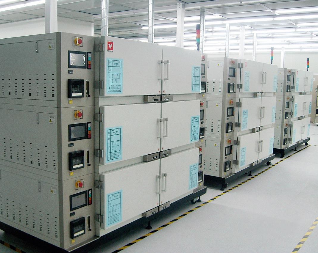 雅马拓 YAMATO 固化炉  2槽·4槽·6槽C1-006