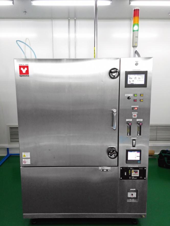 雅马拓 YAMATO 洁净厌氧高温气氛炉  温度500℃、洁净度100级、氧浓度20ppmC1-008