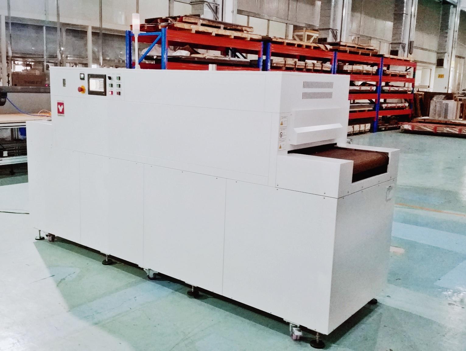 雅马拓 YAMATO 传送带式干燥箱 全自动大批量处理