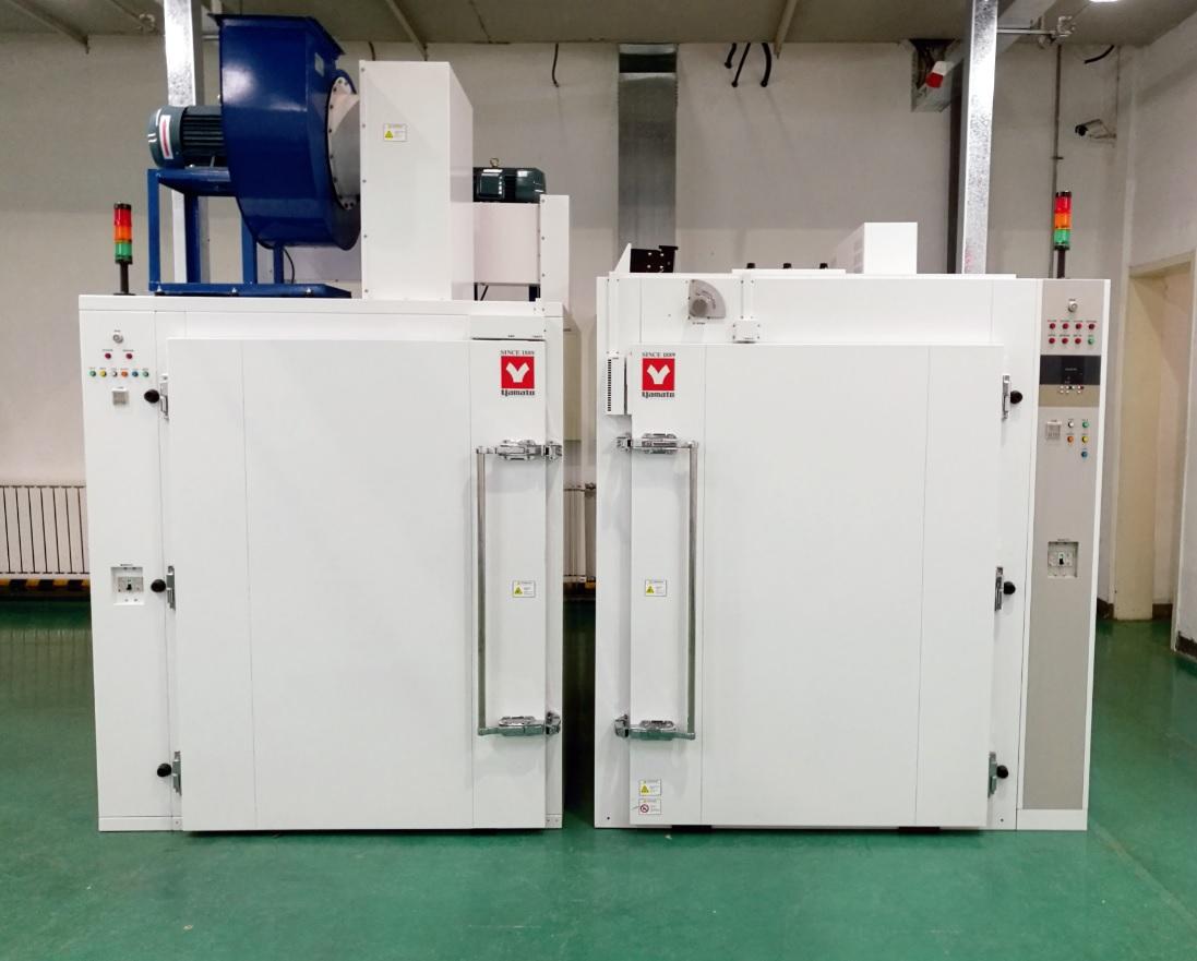 雅马拓 YAMATO 台车搬入式加热·冷却炉 独立加热冷却C1-012