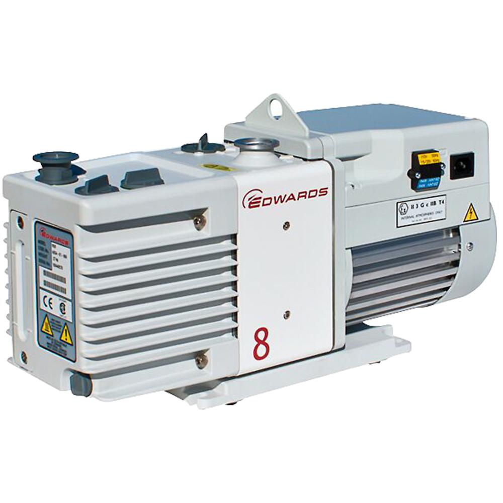 爱德华 Edwards 爱德华RV8真空泵A65401903实验室用进口油泵手套箱真空泵RV8