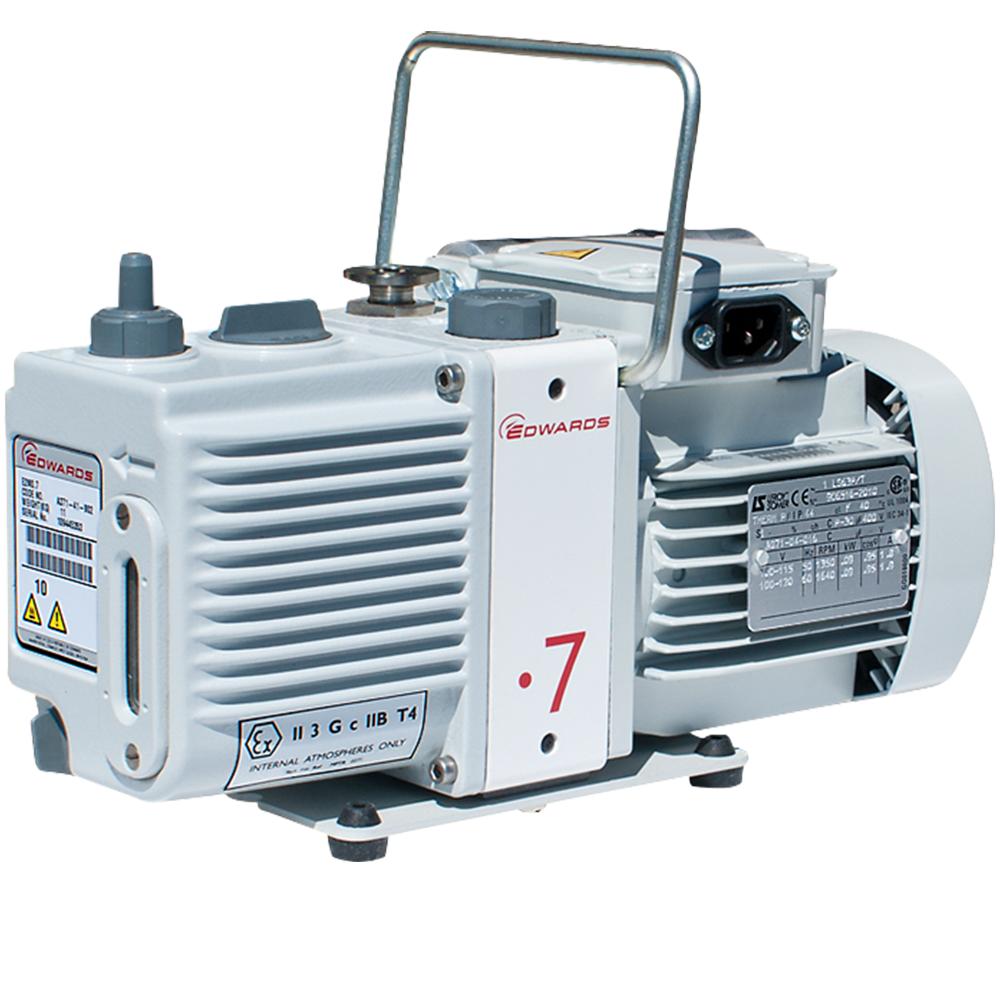 爱德华 Edwards 爱德华E2M0.7真空泵A37141919实验室用进口油泵小型真空泵E2M0.7