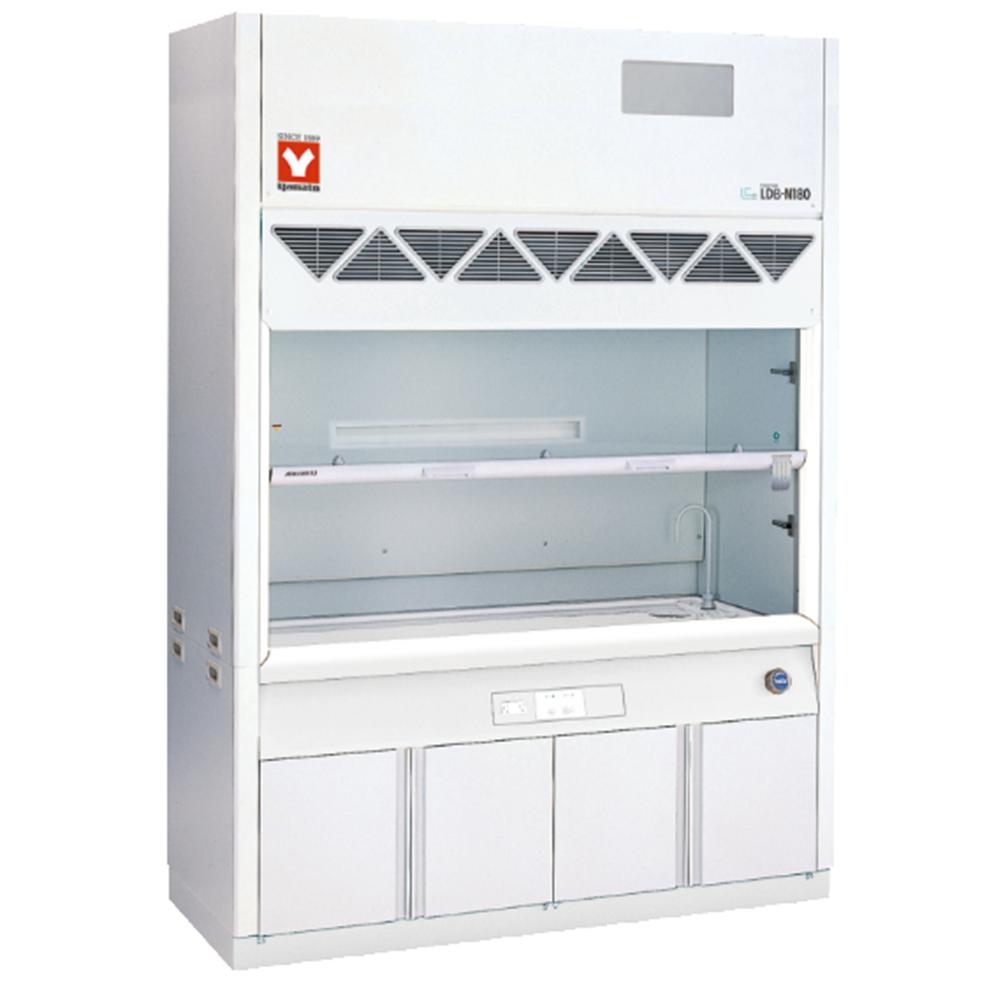 雅马拓 YAMATO 通风柜 LDB-120 LDB-150 LDB-180 环保型、双托盘方式