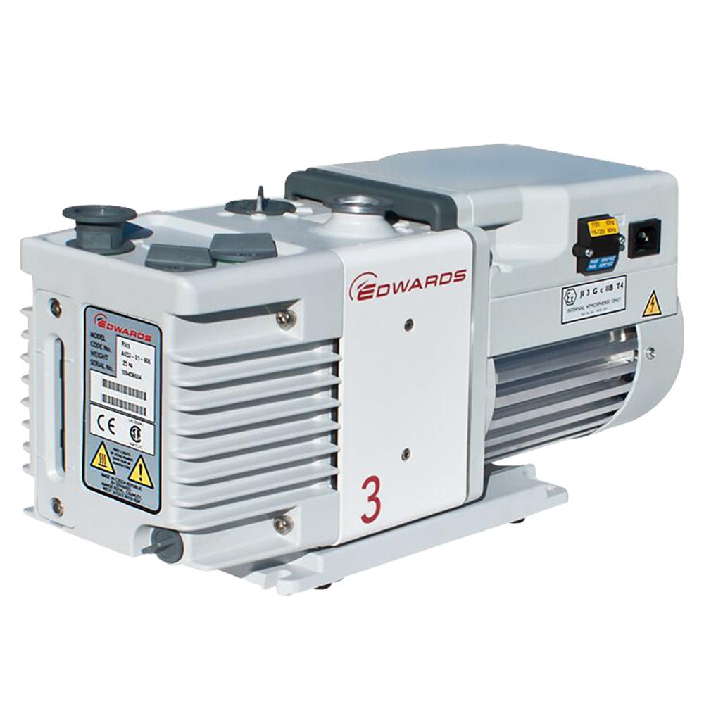 爱德华 Edwards 爱德华RV3真空泵A65201903实验室用进口油泵手套箱真空泵RV3