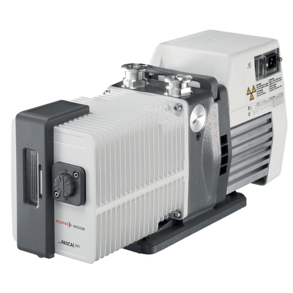 普发真空  Pfeiffer Vacuum 德国 双级旋转叶片泵真空油泵 单相电机,180–254 V, 50 Hz/60 Hz,CE/UL/CSA实验室Pascal 2015,I 版本