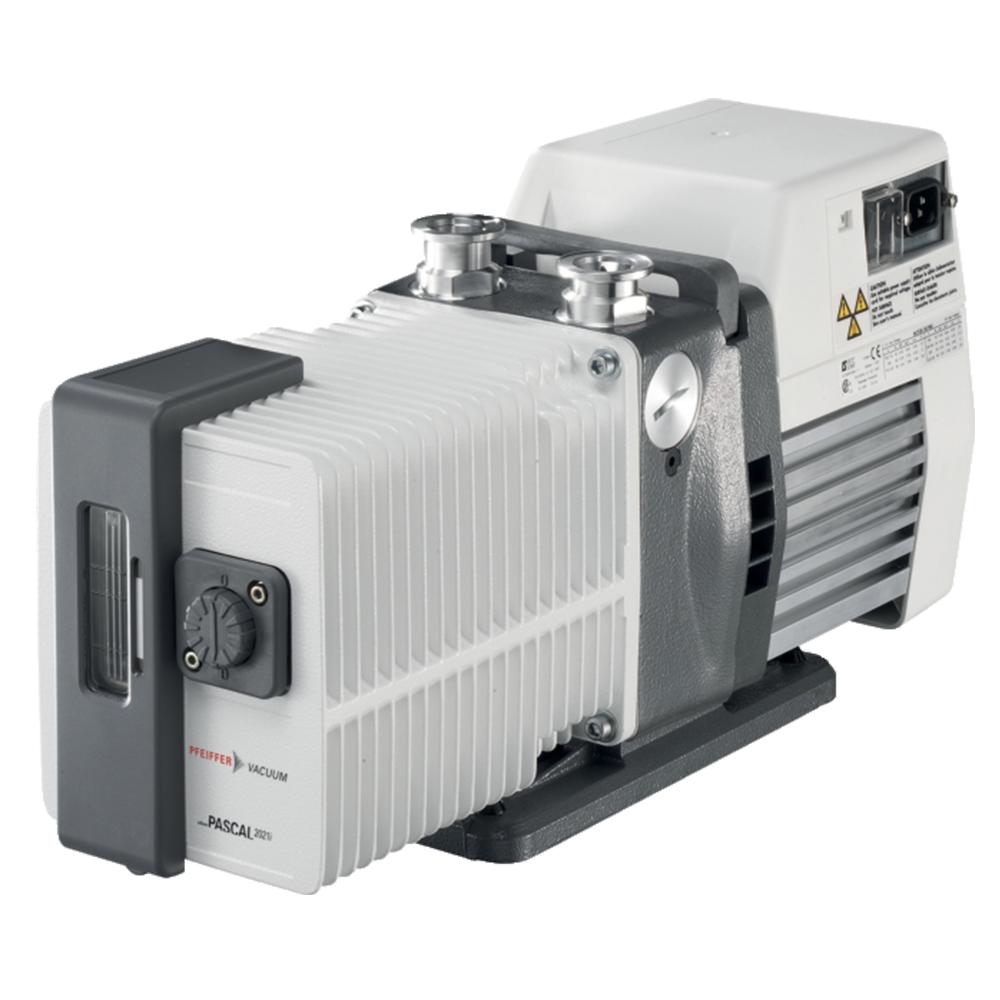 普发真空  Pfeiffer Vacuum 德国 双级旋转叶片泵真空油泵 单相电机,180–254 V, 50 Hz/60 Hz,CE/UL/CSA实验室Pascal 2021,I 版本