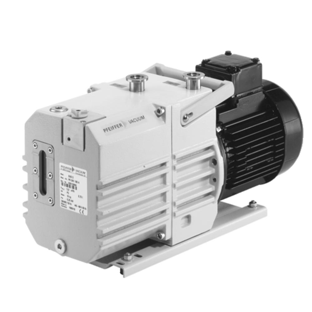 普发真空  Pfeiffer Vacuum 德国双级旋转叶片泵PK D61 712真空油泵Duo 5 M