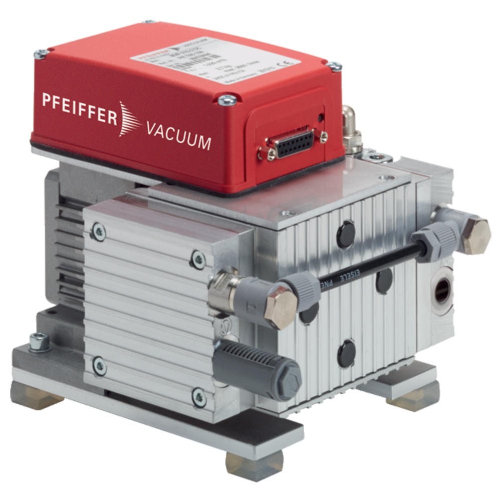 普发真空  Pfeiffer Vacuum 进口德国PK T05 150,24 V DC隔膜泵,MVP 015-2 DC