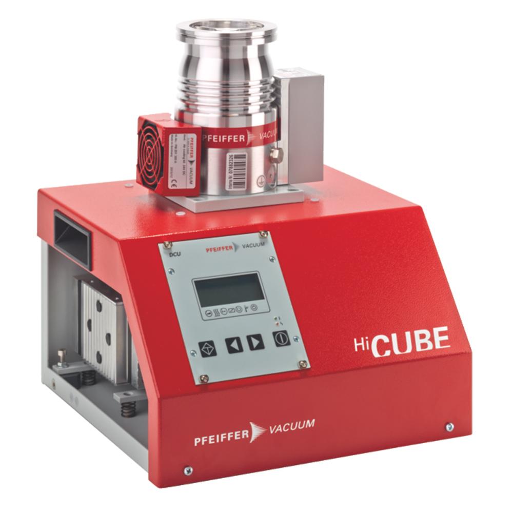 普发真空  Pfeiffer Vacuum DN 40 ISO-KF, MVP 015-2小型桌面分子泵机组 PM S70 100 00涡轮分子泵组HiCube 30 Eco