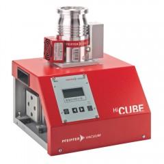 普发真空  Pfeiffer Vacuum DN 63 ISO-KF, MVP 015-2小型桌面分子泵机组  PM S71 100 00涡轮分子泵组HiCube 30 Eco