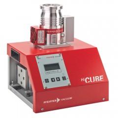 普发真空  Pfeiffer Vacuum DN 63 ISO-KF, MVP 015-4小型桌面分子泵机组 PM S71 150 00涡轮分子泵组HiCube 30 Eco