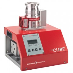 普发真空  Pfeiffer Vacuum DN 63 CF-F, MVP 015-4小型桌面分子泵机组 PM S72 150 00涡轮分子泵组HiCube 30 Eco