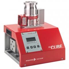 普发真空  Pfeiffer Vacuum DN 63 ISO-KF, MVP 030-3小型桌面分子泵机组 PM S74 200 00涡轮分子泵组HiCube 80 Eco