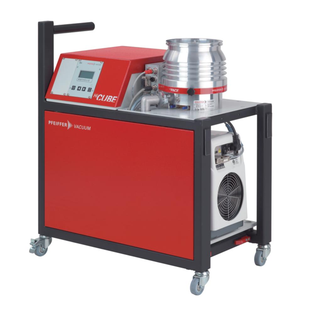 普发真空  Pfeiffer Vacuum DN 100 ISO-K, ACP 15 前级泵 PM S43 580 00涡轮分子泵组高真空泵站HiCube 300 Pro