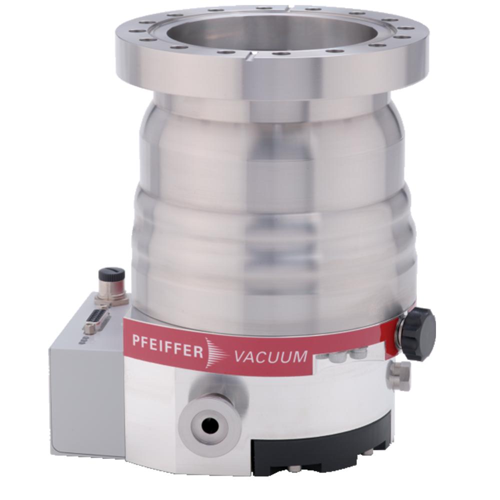 普发真空  Pfeiffer Vacuum 涡轮分子泵 具有 TC 110,DN 100 CF-F复合轴承 PM P03 991分子泵HiPace® 300