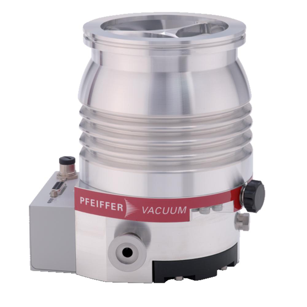普发真空  Pfeiffer Vacuum 涡轮分子泵具有 TC 110,DN 100 ISO-K轴承PM P03 980高密封性分子泵HiPace® 300 Plus