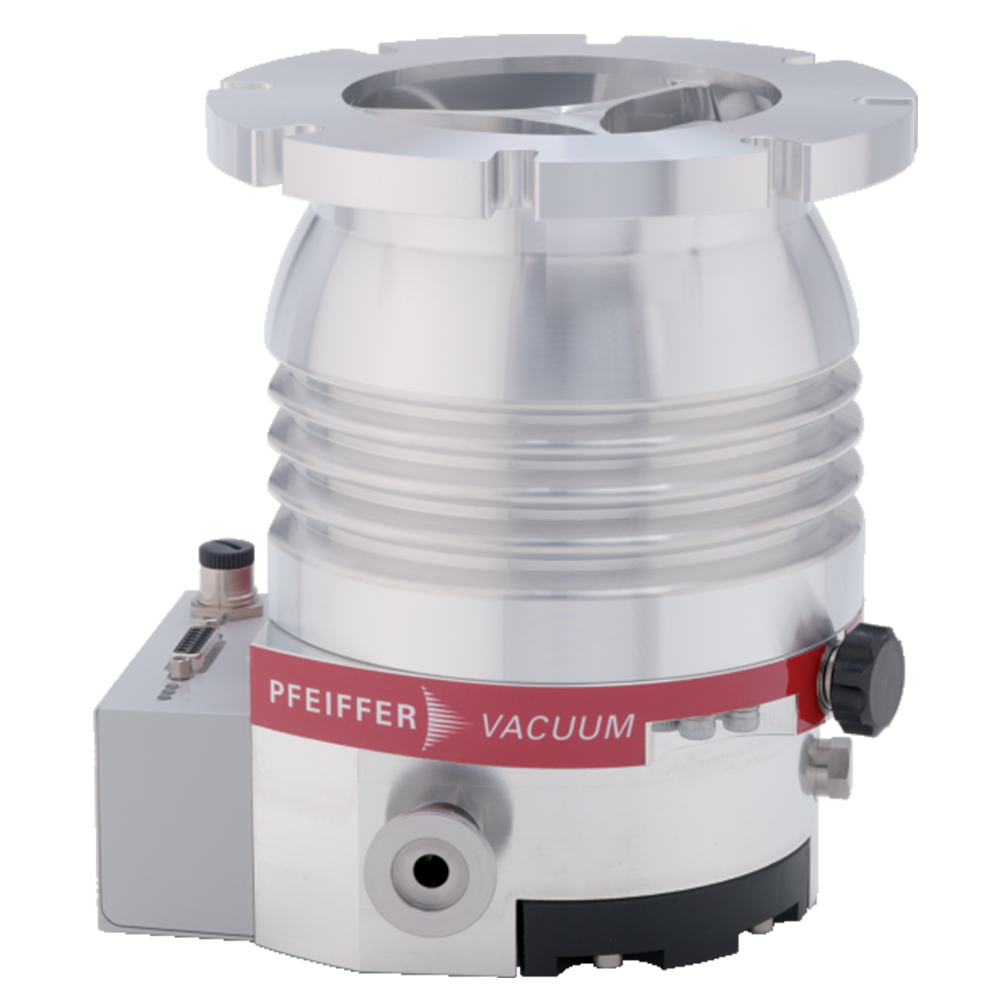 普发真空  Pfeiffer Vacuum 涡轮分子泵具有 TC 110,DN 100 ISO-F轴承PM P03 982高密封性分子泵HiPace® 300 Plus