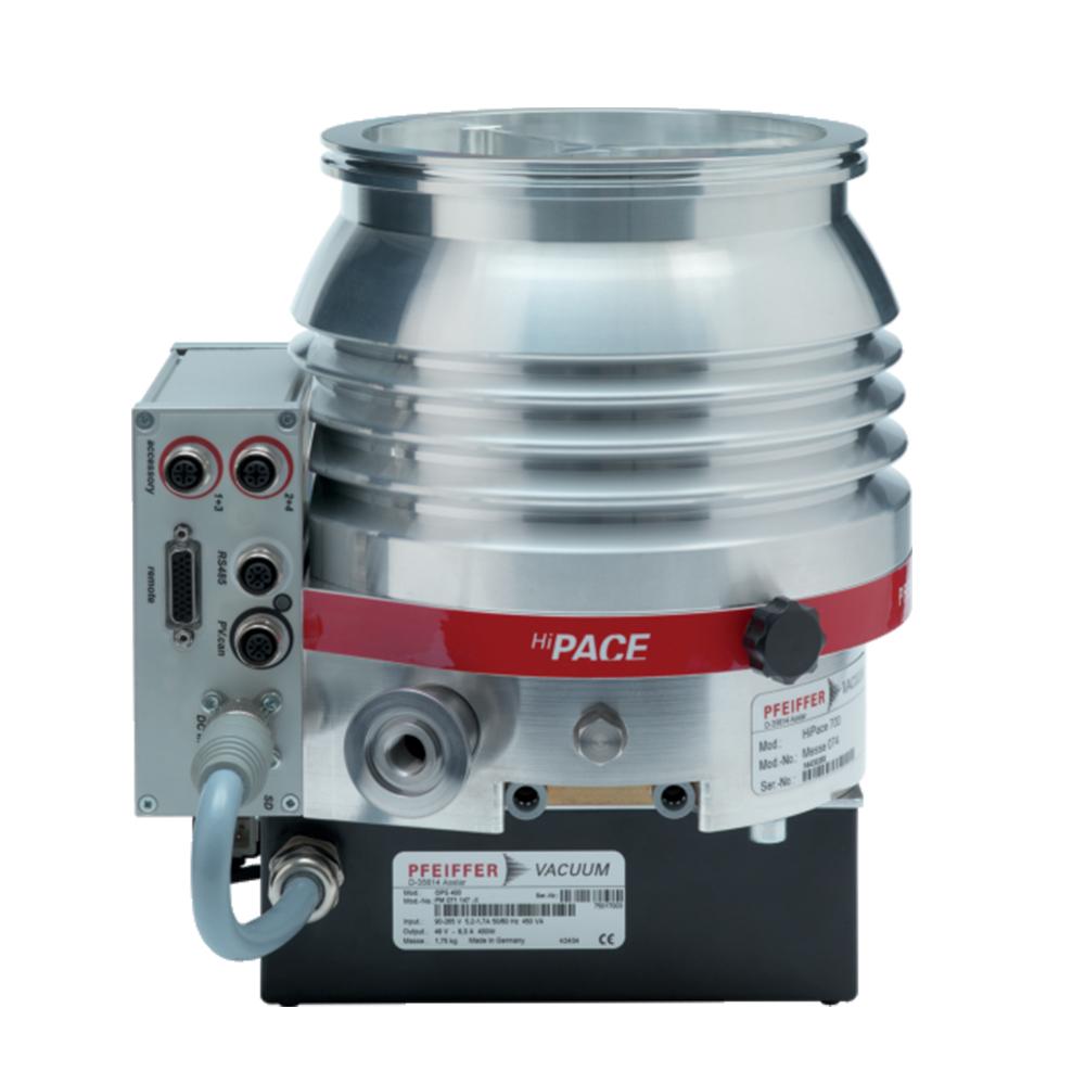 普发真空  Pfeiffer Vacuum 涡轮分子泵配备 TC 400 和电源包 OPS 400、 DN 160 ISO-F 接口PM P04 598标准型HiPace® 700