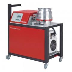 普发真空  Pfeiffer Vacuum DN 63 CF-F, Duo 11 M 前级泵PM S42 620 00涡轮分子泵组高真空泵站HiCube 80 Pro