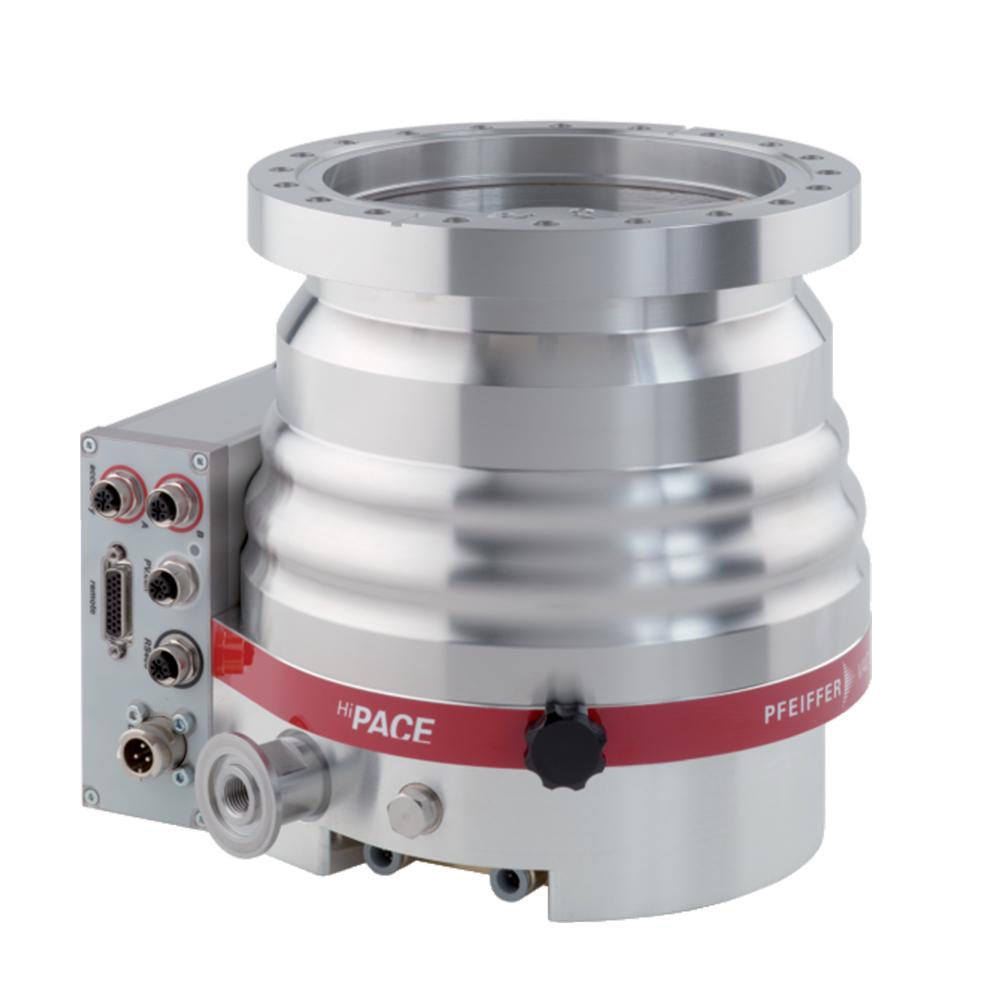 普发真空  Pfeiffer Vacuum 涡轮分子泵配备了 TC 400、DN 160 CF-F 接口PM P05 751高压缩率分子泵HiPace® 700 H