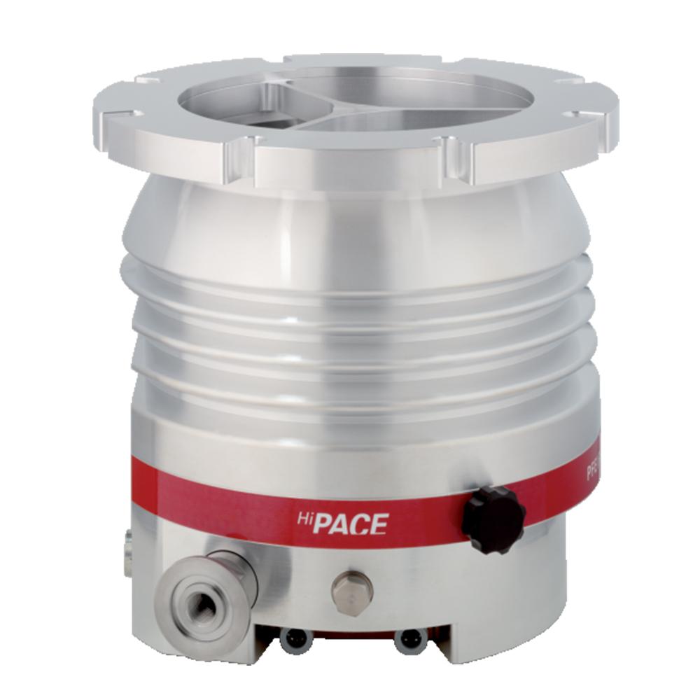 普发真空  Pfeiffer Vacuum 涡轮分子泵配备了 TC 350、DN 160 ISO-F 接口PM P05 753高压缩率分子泵HiPace® 700 H