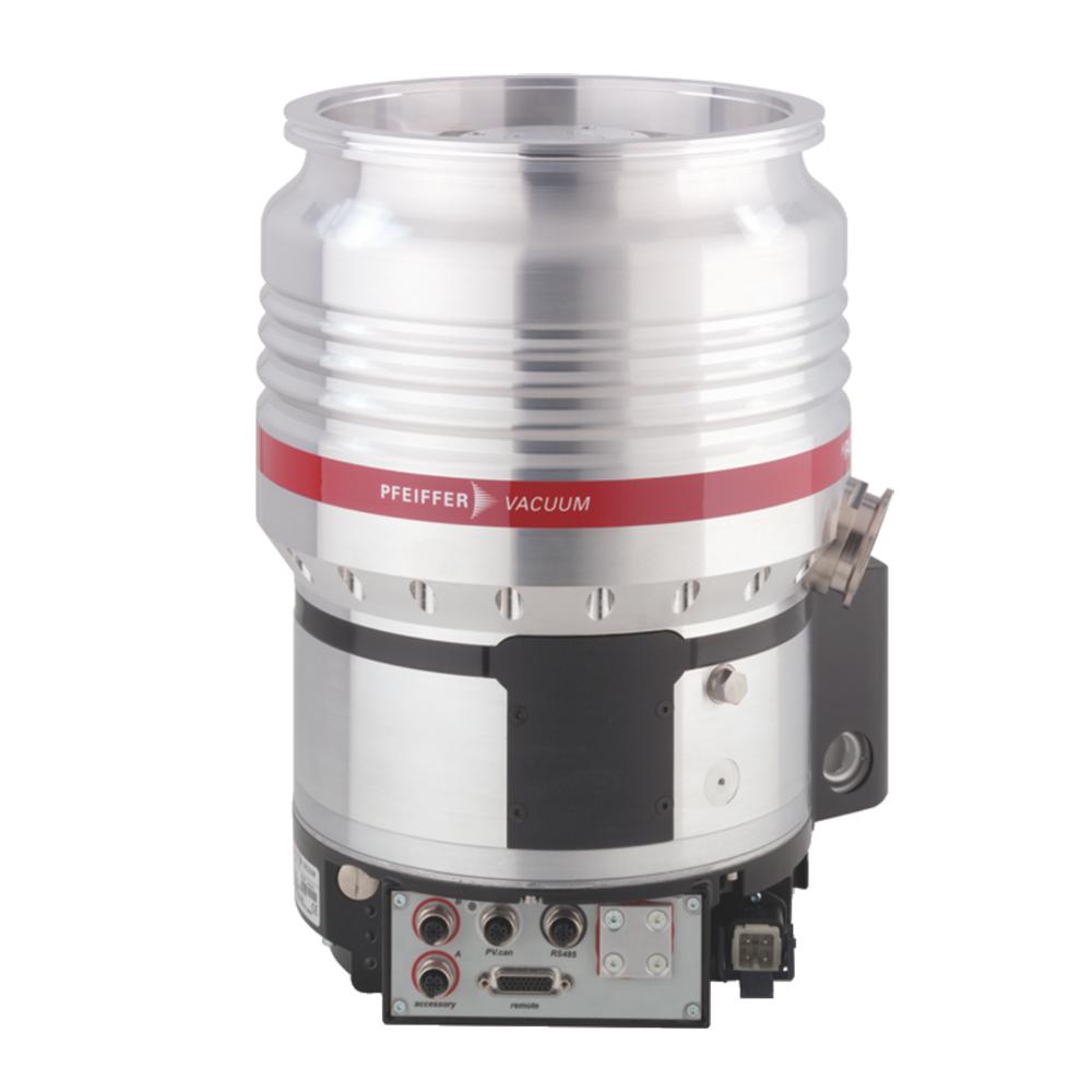 普发真空  Pfeiffer Vacuum 涡轮分子泵具有 TC 1200,Profibus,DN 200 CF-F接口 PM P04 112分子泵HiPace® 1200