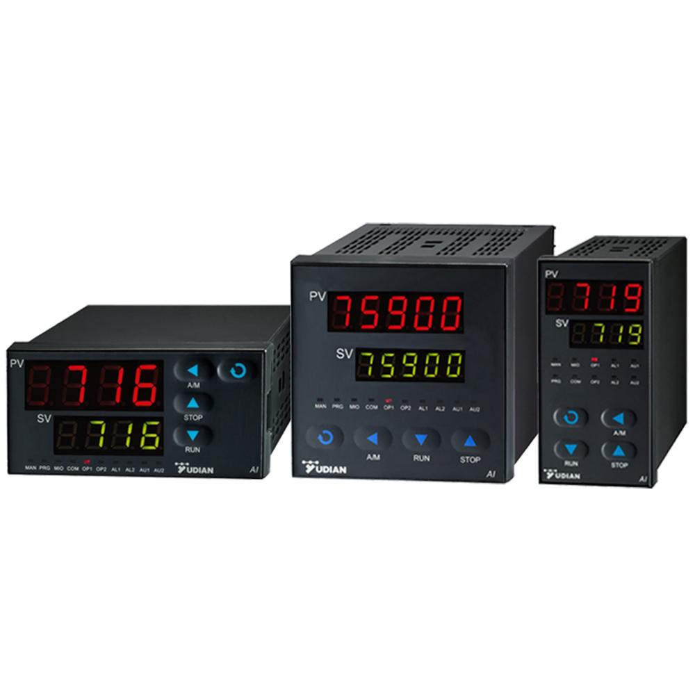 宇电 yudian AI-7系列高性能智能温控器/调节器AI-719