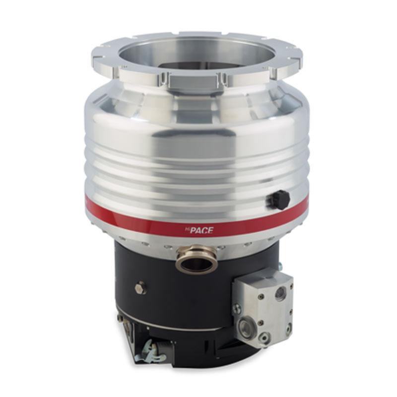 普发真空  Pfeiffer Vacuum 涡轮分子泵配备了TC 1200,E74,DN 200 ISO-F接口PM P06 237高压缩率分子泵,腐蚀性HiPace® 1800 UC