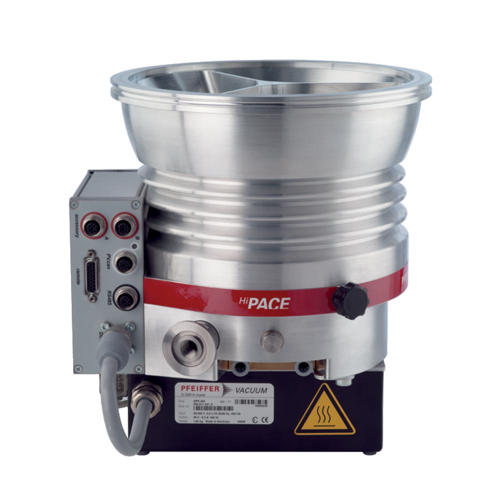 普发真空  Pfeiffer Vacuum 涡轮分子泵配备了 TC 400和电源l OPS 400、DN 200 ISO-F接口PM P04 679高压缩率分子泵HiPace® 800