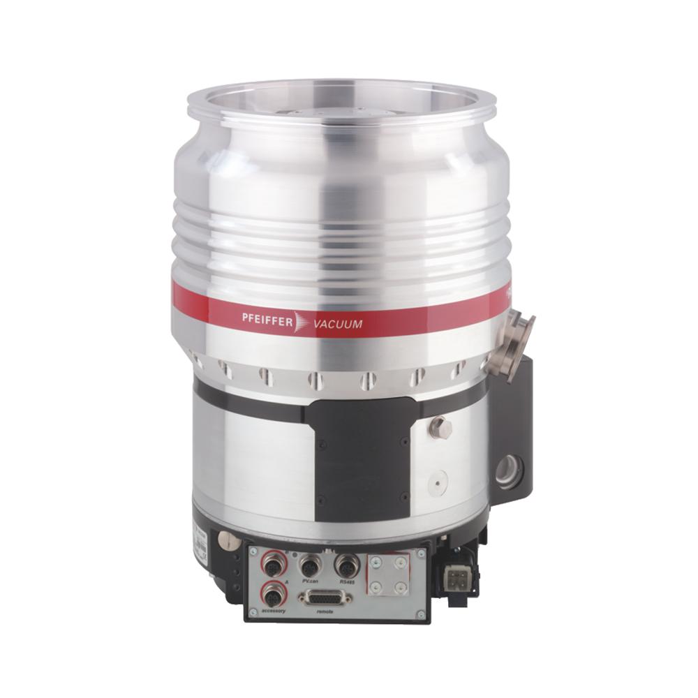 普发真空  Pfeiffer Vacuum 涡轮分子泵配备了 TC 1200、DN 200 ISO-K接口PM P03 910高压缩率分子泵HiPace® 1200