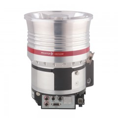 普发真空  Pfeiffer Vacuum 涡轮分子泵配备了TC 1200,DN 250 CF-F接口PM P04 062高压缩率分子泵HiPace® 1500