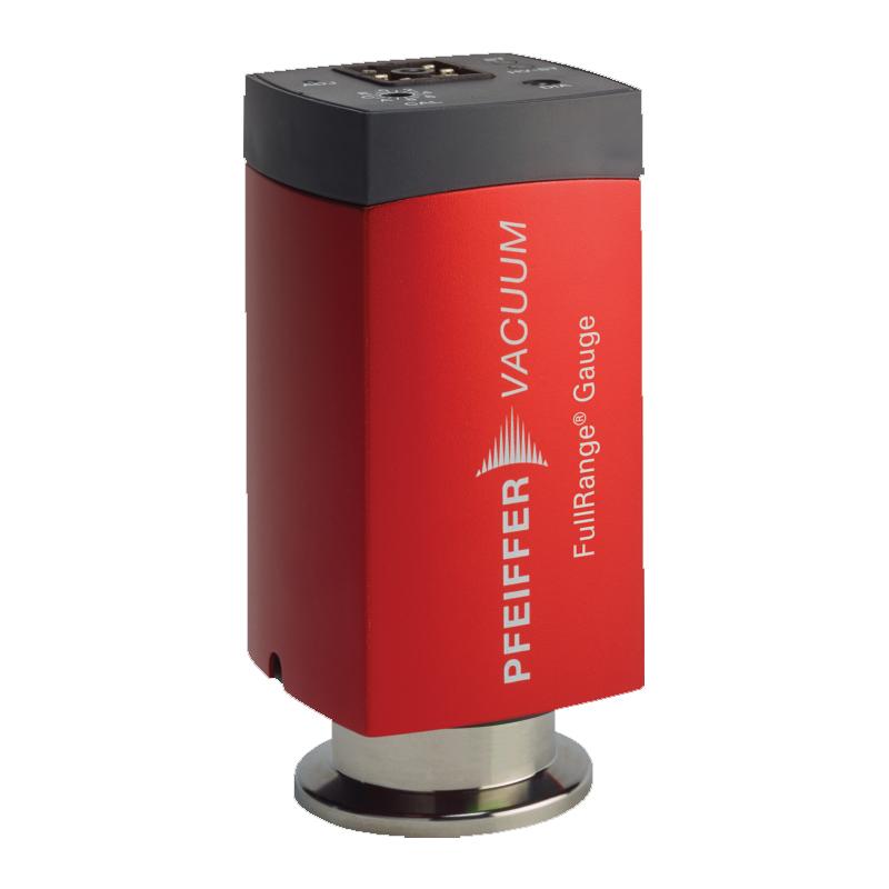 普发真空  Pfeiffer Vacuum PT T02 140 011,皮拉尼/冷阴极真空计,低电流, 陶瓷涂层, DN 25 ISO-KFPKR 360 C