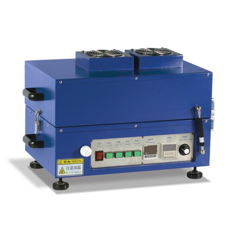 乐克严选 LEKOC 扣式电池实验线设备,自动涂膜烘干机MRX-TMH250